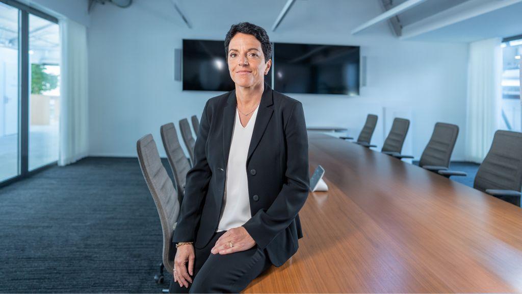 Sabrina Soussan overtar som administrerende direktør